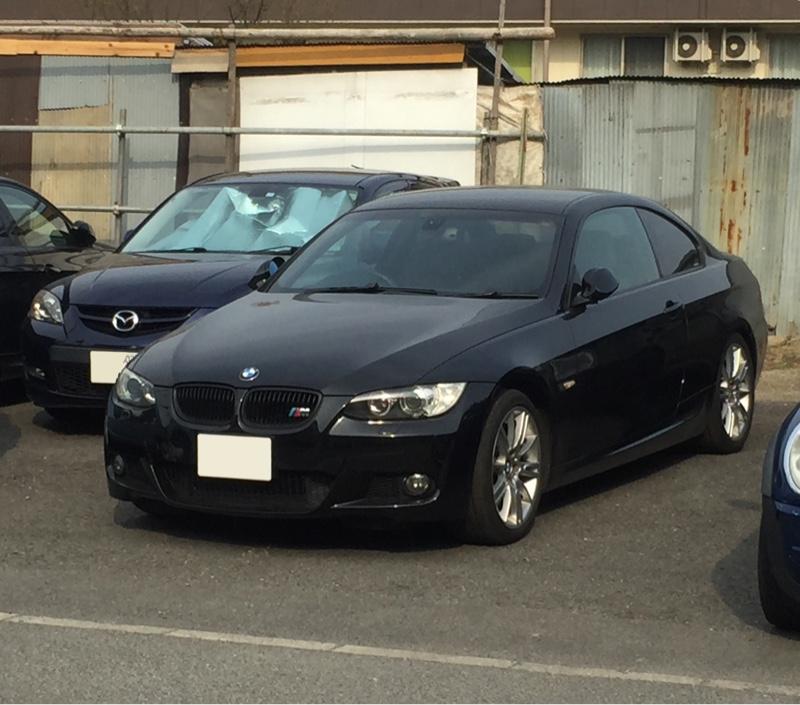 BMW E92 買い替えます。E92さよならー