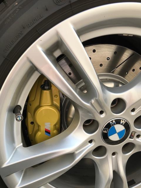 Installing M Performance Brake Kit