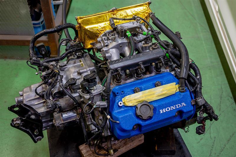 Honda Beat ホンダ ビート E07A MTREC