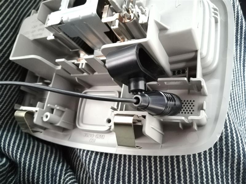 KENWOOD MDV-S706L取り付け