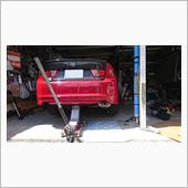継続検査と旧い車の罰金支払い。の画像