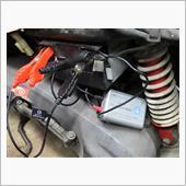 バッテリーフロート充電
