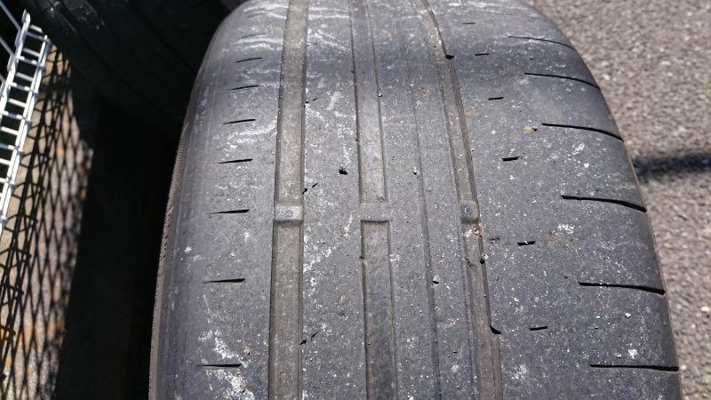 タイヤホイール交換(18インチ化)