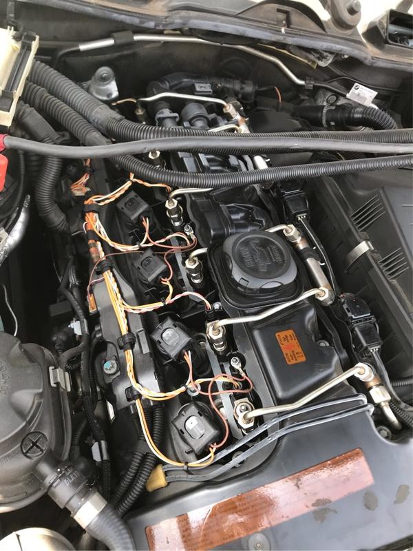 1 2 3番エンジン ミスファイア  エンジン出力異常