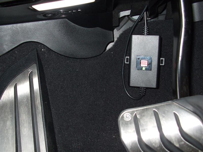 ドラレコ用駐車監視機能用電源の取付け