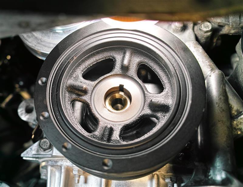 燃料ポンプ交換 その⑨  燃料タンクの車体への取り付け 後編