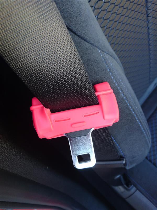 シートベルト シリコン バックル カバー