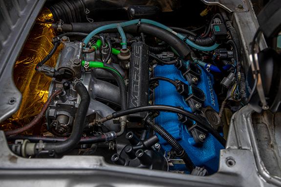 Honda BEAT ホンダ ビート PP1 E07A改SPEC4飛鳥
