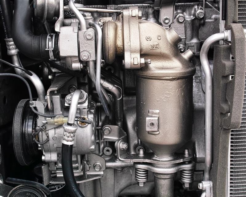 排気系統のオーバーホール その⑪  組み立て編 5