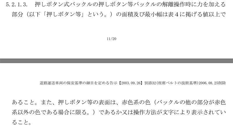 メガーヌR.S. シートベルトキャッチャー・ラッピング(加筆・再アップ)