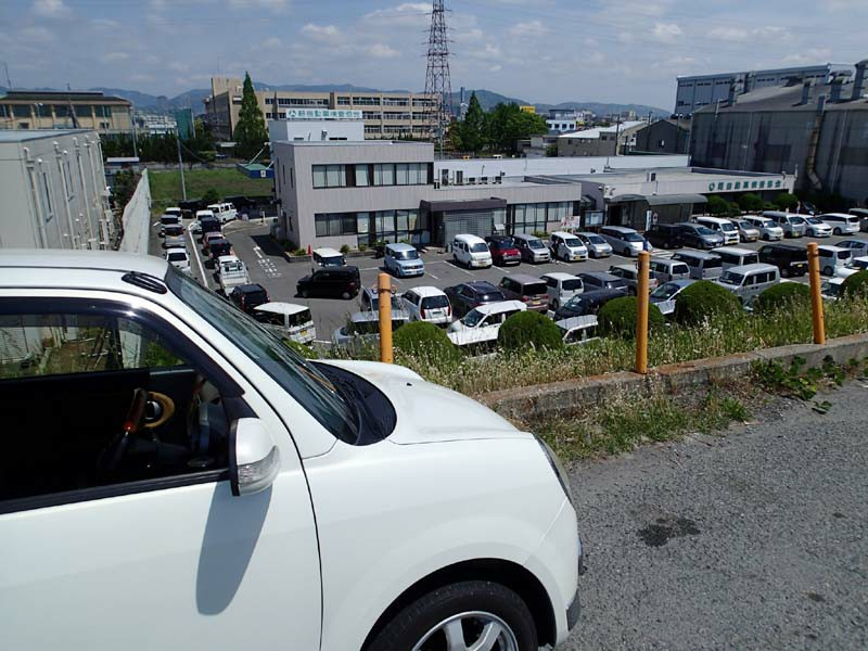 ユーザー車検(ミラジーノ継続検査)令和元年