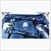 エンジンヘッドカバーパッキン交換(車検時)