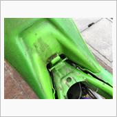燃料タンク バンド