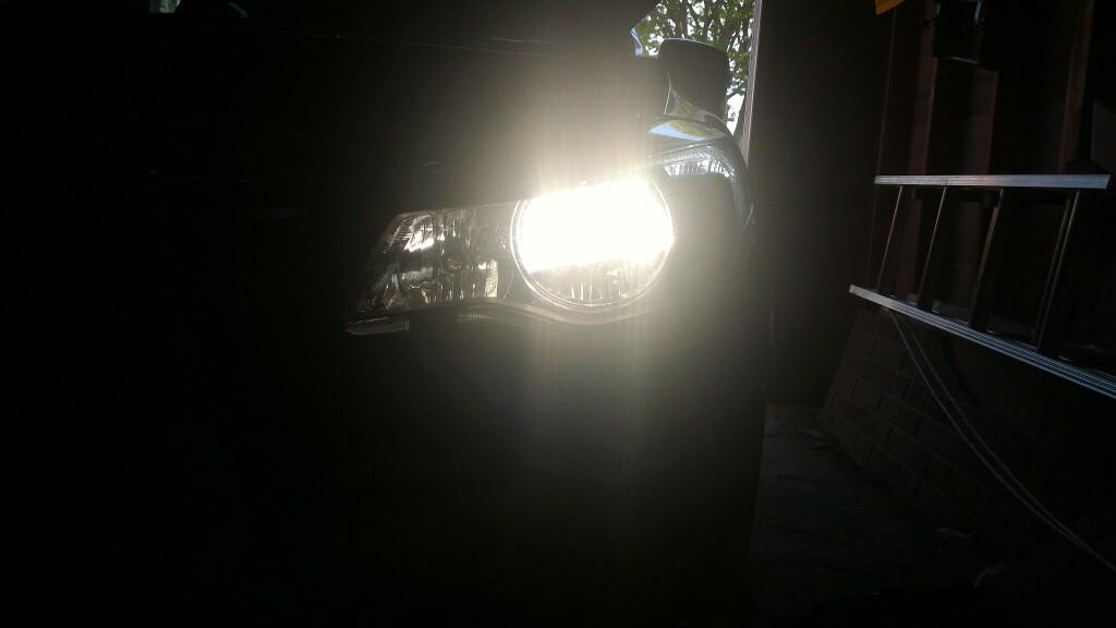 ヘッドライト不点灯の原因究明