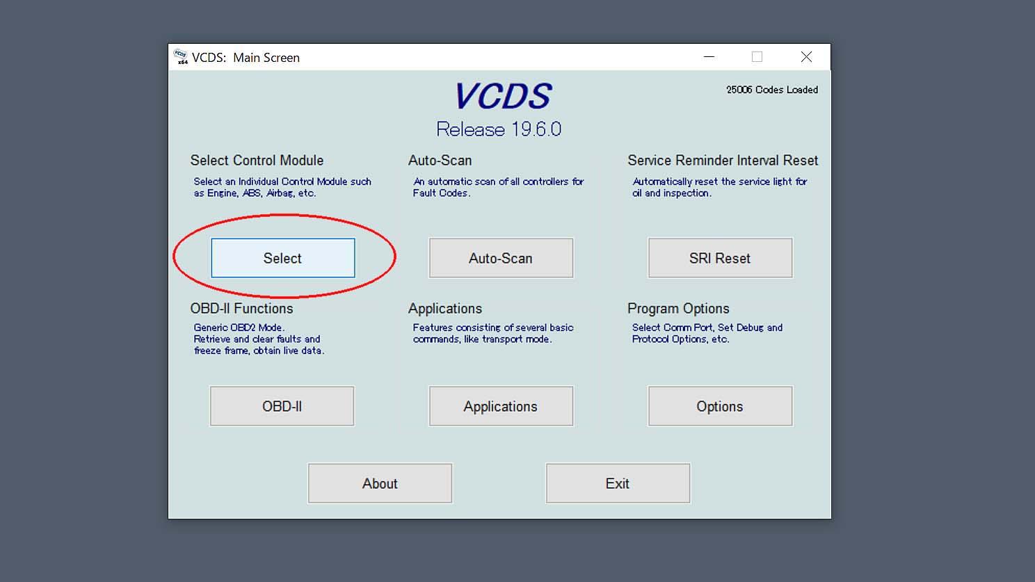 VCDS セルフコーディング(DISアイドリングストップ非表示設定)
