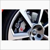 TTRSのカーボンセラミックブレーキのお話