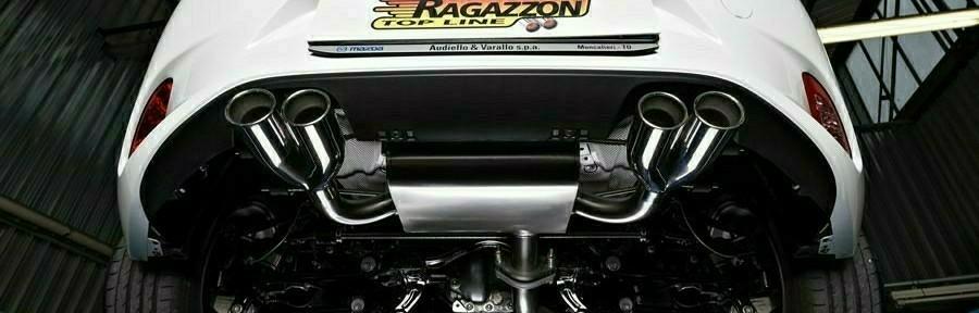 RAGAZZON(ラガゾン)マフラー
