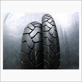 タイヤ交換(前後)SHINKO E804, E805からBRIDGESTONE BW501, BW5