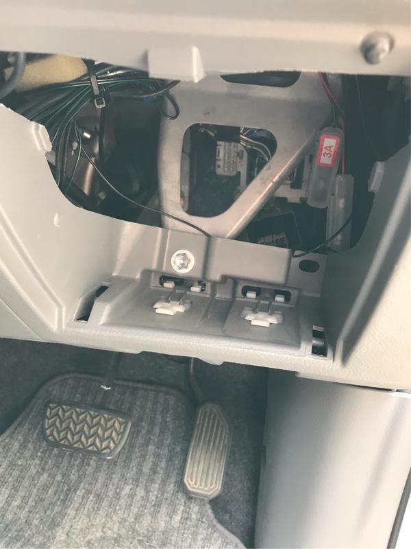 ヘッドライトウィンカーLED交換