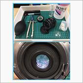 ASAHI SMC PENTAX-M F3,5 28mm 分解クリーニング🛁