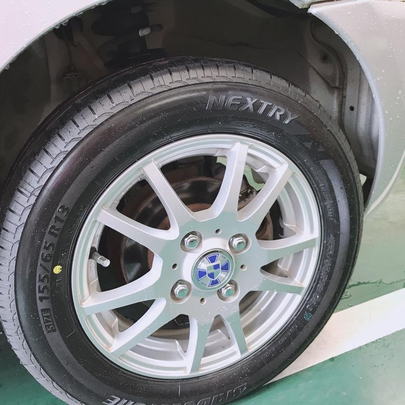 新品タイヤ交換☆