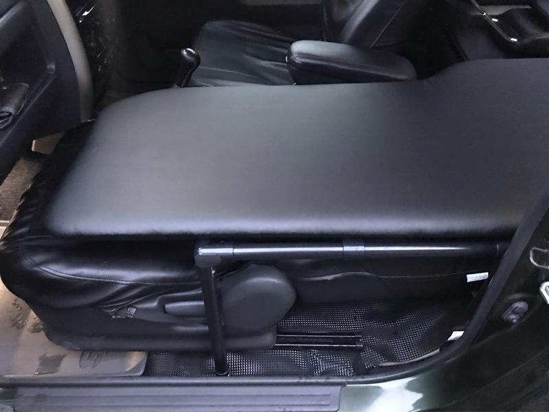 車中泊用ベット作製