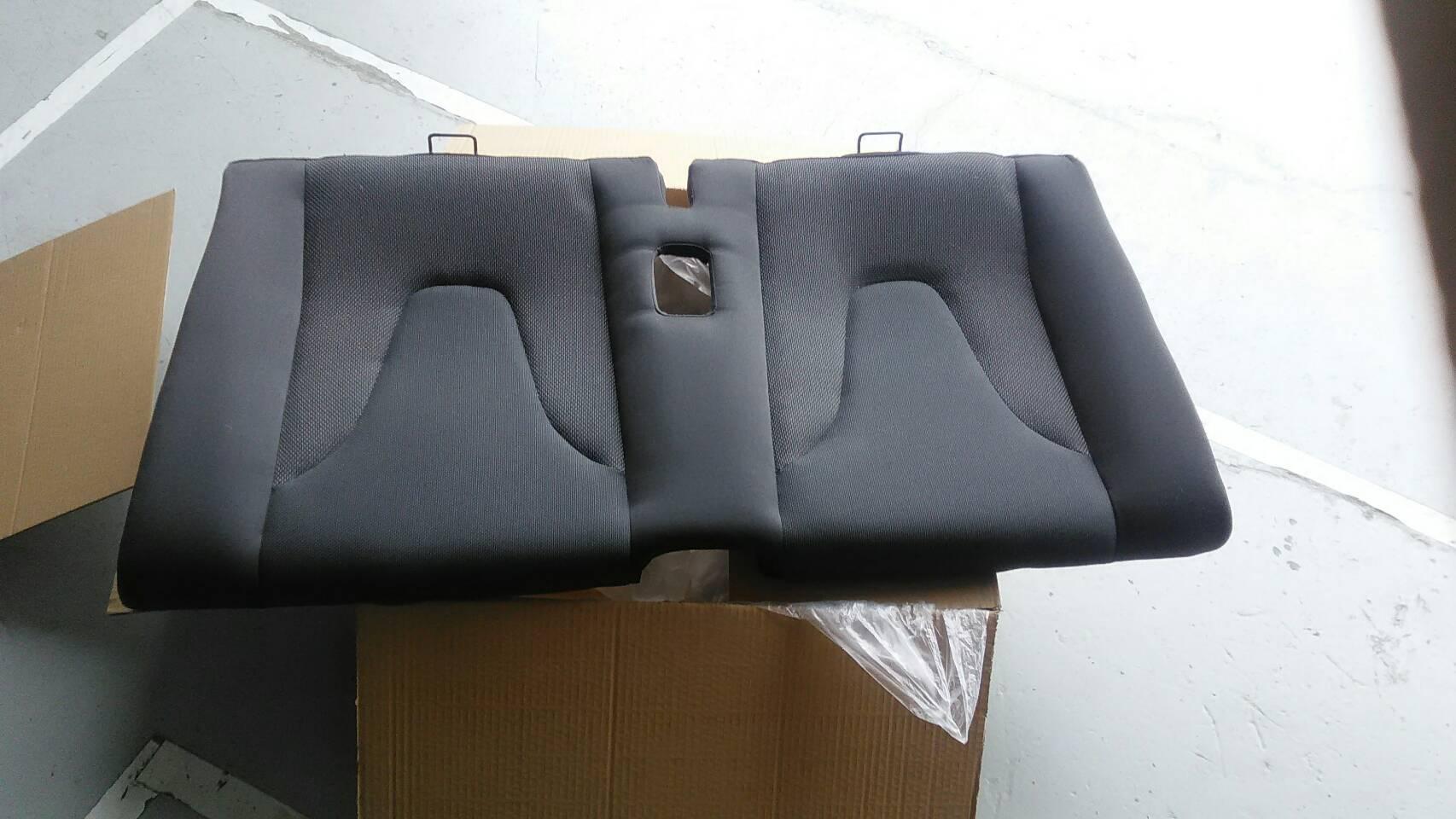 【TT】シートカバー取り付け