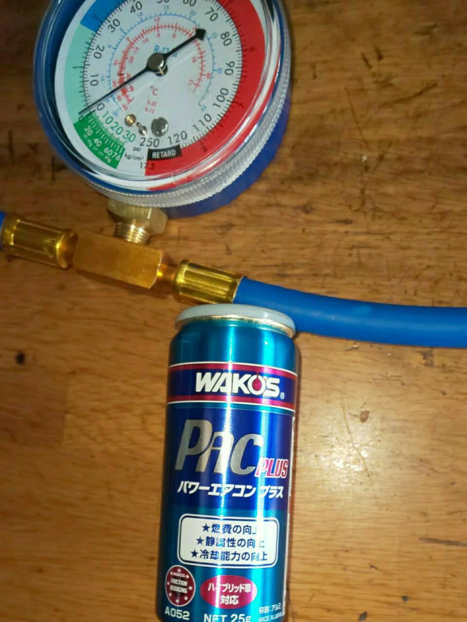WACO's・PAC-P注入