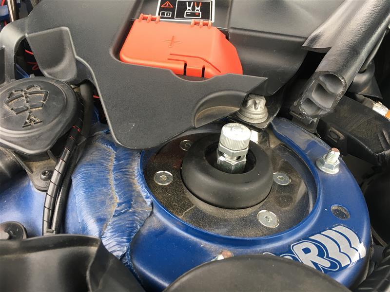 車高調の減衰調整と異音予防策