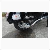 燃料漏れにつき、キャブのフロート交換と燃料キャップの改良。