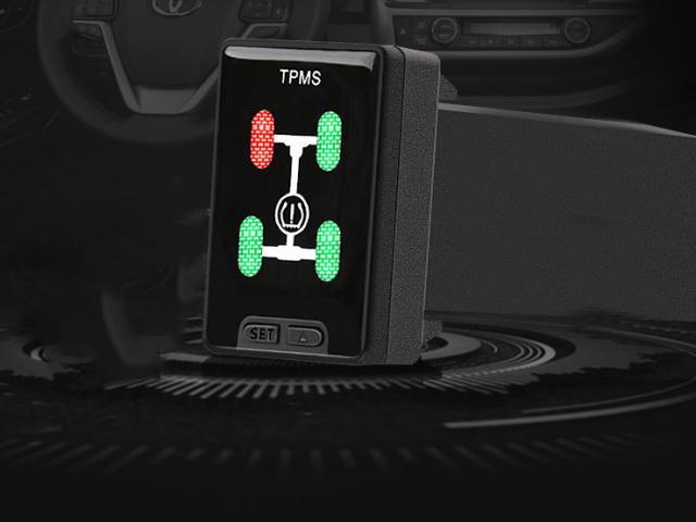 C27 専用 TPMSタイヤ空気圧監視警報システム