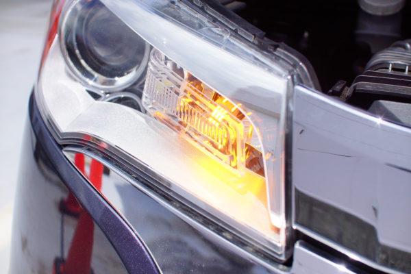 【1/2】デイズハイウェイスターに抵抗内蔵LEDウィンカーを取り付け!
