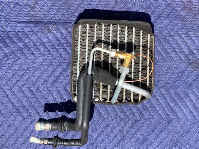 エアコン コンプレッサー交換