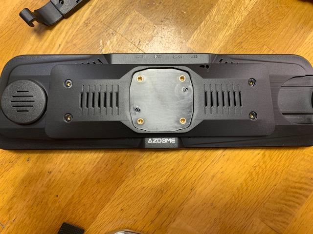 デジタルインナーミラー用台座