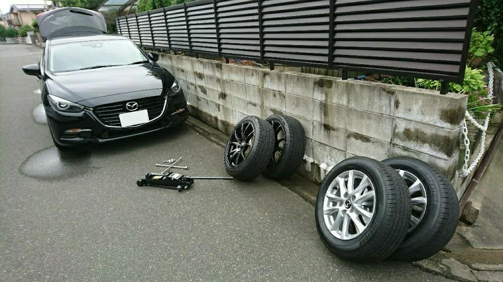 初めての車検なんです🔧