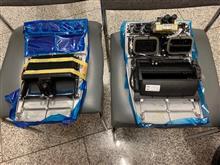V12ヴァンテージ ナビ交換のカスタム手順2