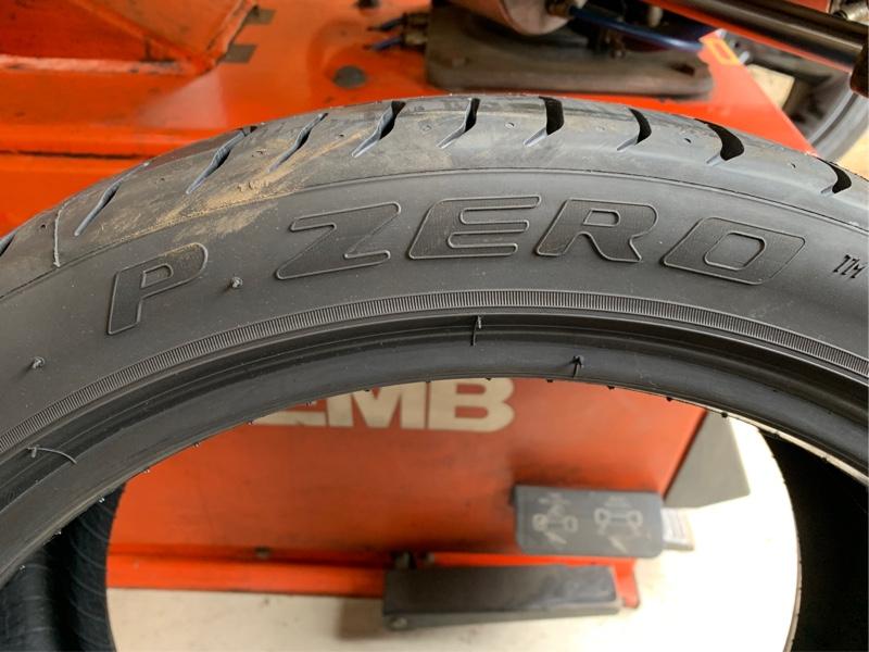 MINI F54SD タイヤ交換 26220km