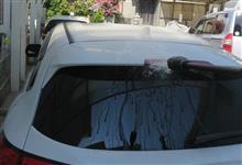 初洗車からの5イヤーズコート&ストーンガード貼り