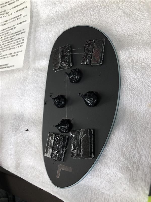 cCc(シースリー製)ワイドミラー取付け