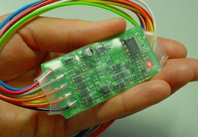 八木澤式車速感応ドアロックユニット Ver.3