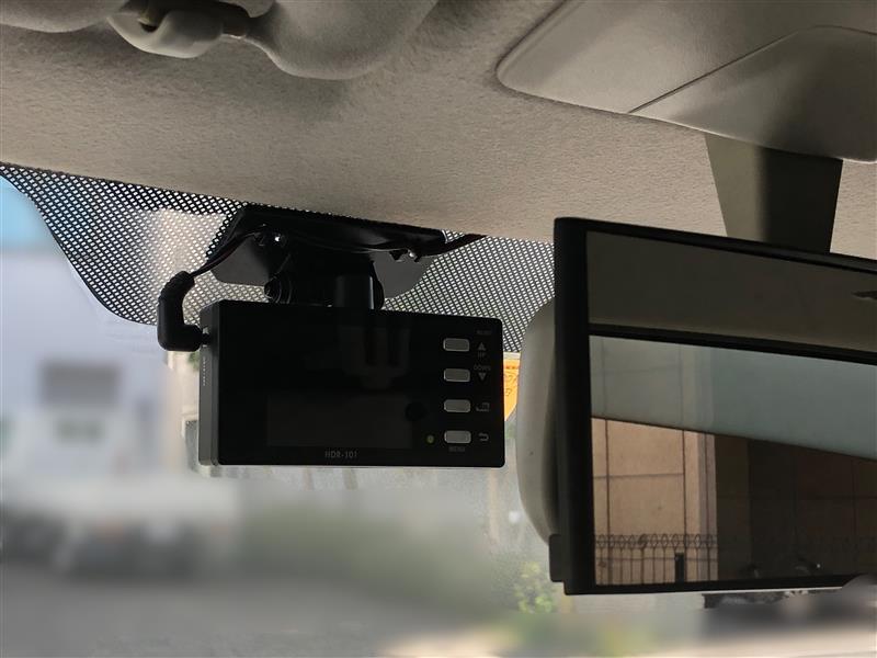 ドライブレコーダー移植