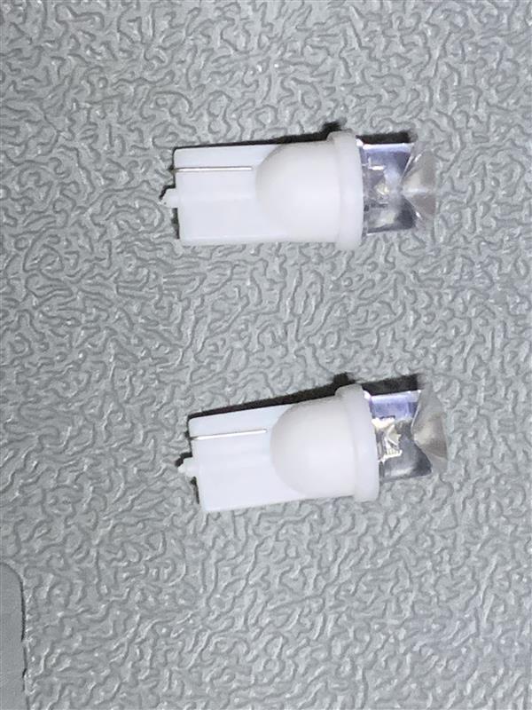 ナンバー灯 LED化