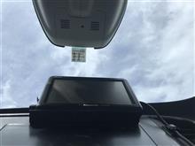 メガーヌ (ハッチバック) ポータブルナビ CN-G520D GPS強化のカスタム手順2