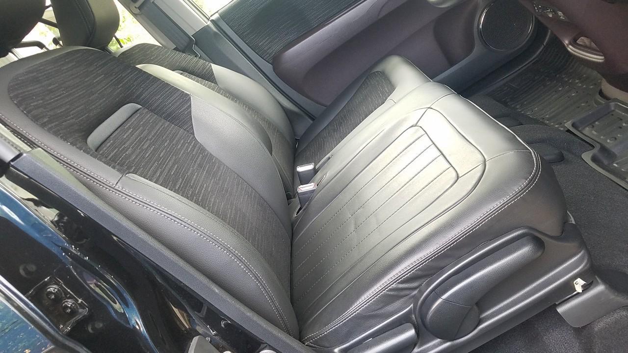 純正シートカバー【フロント座面部】のみの装着