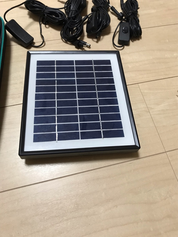 プロテクタ ソーラーステーション SS-8800