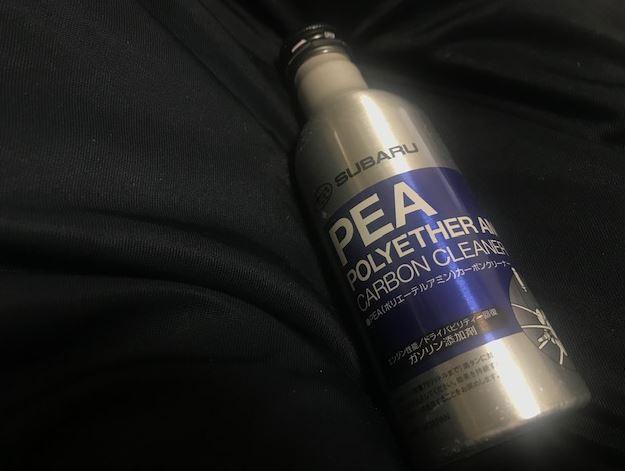 BP5 備忘 SUBARU PEAカーボンクリーナー添加