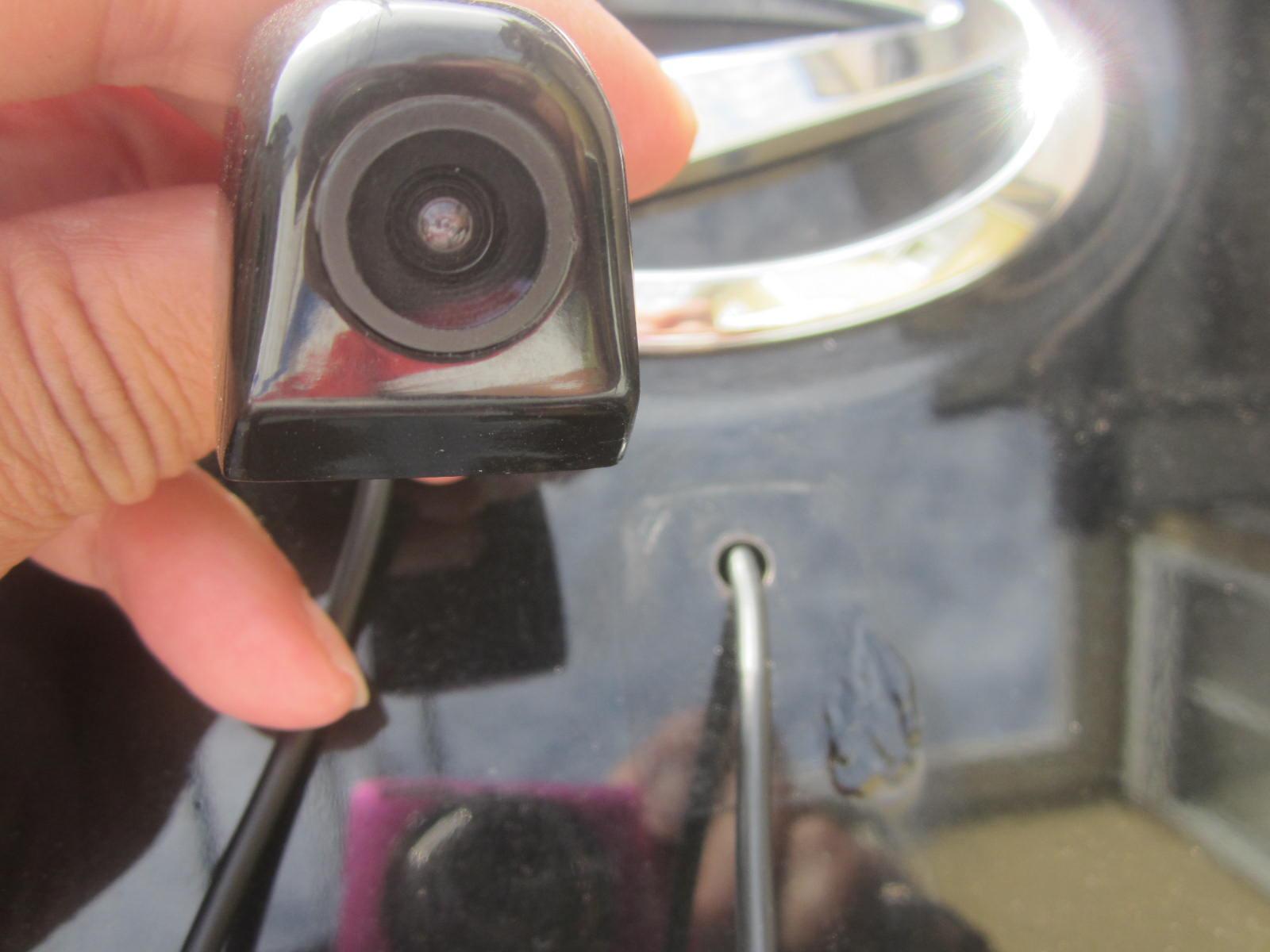 L675S バックカメラ置換