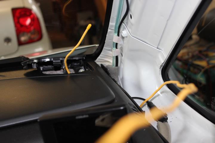JBL ツィーター(STADIUMGTO750T)取付 其の二