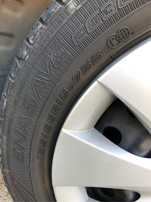 タイヤ交換 BluEarth-GT AE51