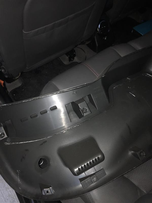 トランク オープナー検証